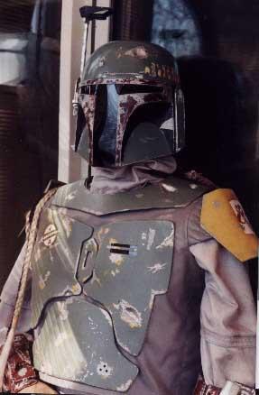 Kropserkel: Boba fett costume replica