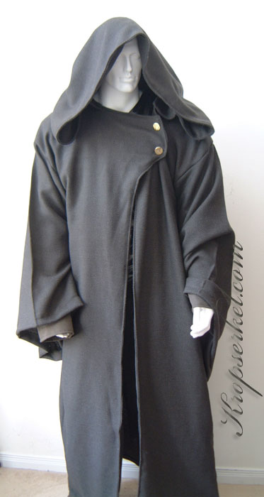 Cloaked in style
