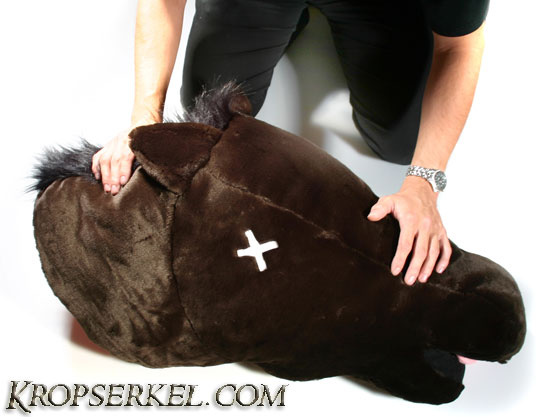 horse head pillow - Horses Head Pillow