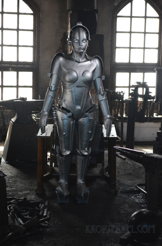 Download image Robot Maria From Metropolis PC, Android, iPhone and ...