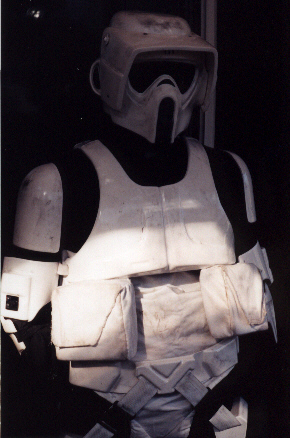 & Kropserkel: Imperial Forces costume replicas