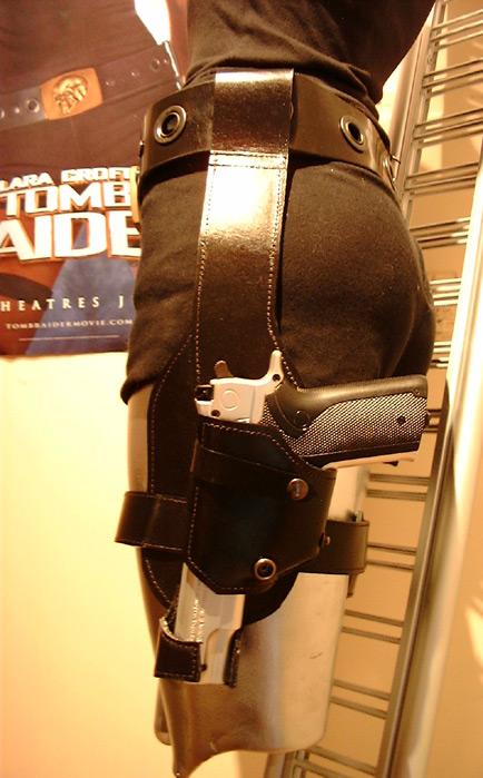 Kropserkel Lara Croft Tomb Raider Costume Replica