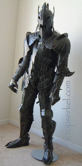 Dark Souls Ring Wraith Armor