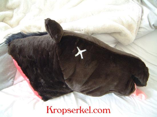 Horse Head Pillow
